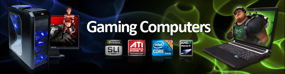 gaming  puters for pc