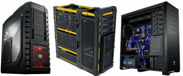 Performance Top 10 Gaming Cases for Dream Gaming Build
