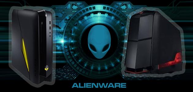 Alienware Gaming PC Gaming an seinem Besten Alienware AT