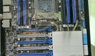 During the CES 2013 conference in January two new motherboards were introduced at the ASUS counter. These are E2KM1I and P9X79-E WS, these are great for heavy data intensive work […]