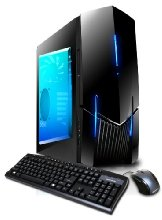 iBUYPOWER Gaming Desktop Computer (Black)