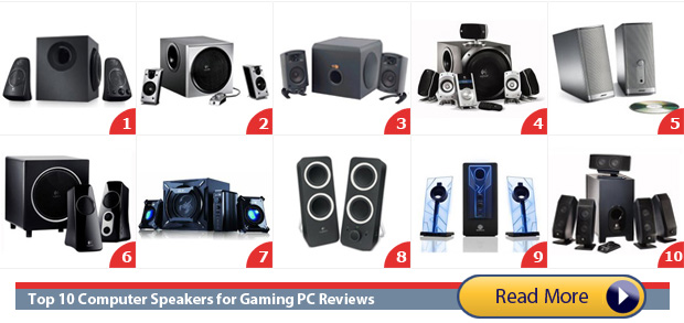 Best pc speakers for gaming (ultimate guide).